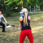 Fitness a tréninky