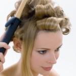 Novinkou k úpravě hlavně dlouhých vlasů je kónická kulma /loknovač/!